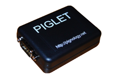 Piglet from Pignology